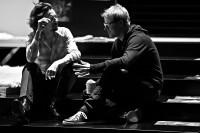 112-Répétition-Stanislas Nordey et Falk Richter © Jean-Louis Fernandez_NB_033